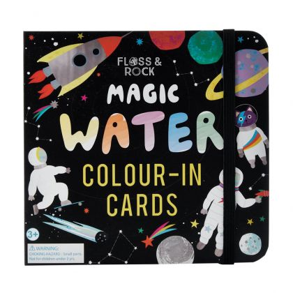 MAGIC WATER CARDS SPACE