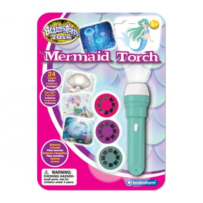Mermaid Torch and Projector